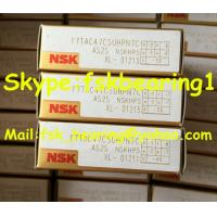 NSK Single Row Ball Screw Support Bearing 17TAC47C for Machine Tool