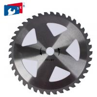 China Tungsten Carbide Tipped Saw Blade Manufacturer in China for Cutting Grass on sale