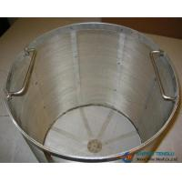 Cheap Stainless Steel Basket Filters/Strainers With Polished Treatment for sale