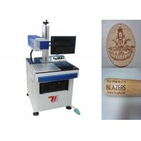 China Air Cooling TAIYI Laser Wood Engraving Machine 110mm*110mm  With Ball Screw on sale