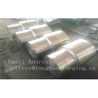 Quality Alloy Steel Forged Shafts Blank C35 C45 42CrMo4 36CrNiMo4 4330 34CrNiMo6 4140 SNCM439 BS816M40 4130 4340 wholesale