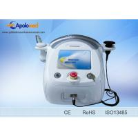 Quality Fat Removal and Body Slimming Equipment  with Radio Frequency , Portable Cavitation Machine wholesale