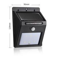 Buy cheap Auto Control Outdoor Sconce Lighting / Led Exterior Wall Lights With PIR Motion Sensor from wholesalers