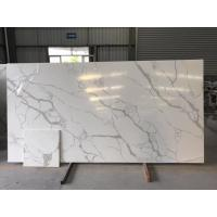 Quality Quartz Solid Surface Stone White Kitchen Countertops wholesale