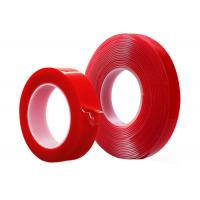 Quality High Adhesion Waterproof Transparent Double Sided Acrylic Foam Tape wholesale