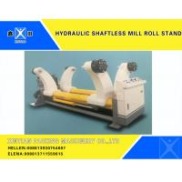 Quality Hydraulic Shaftless Mill Roll Stand , Corrugated Production Line wholesale