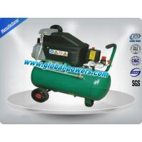 Quality 600W Mobile Piston Air Compressor Low Vibration With 2 Years Warranty wholesale