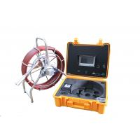 Quality 60 Degree View Angle Sewer Inspection Camera Pan Tilt 360/180 Waterproof Camera Head wholesale