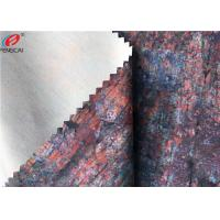 Quality Windproof Laminated TPU Coated Fabric Printed Polyester Spandex Fabric wholesale
