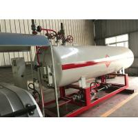 Quality Skid Mounted LPG Gas Filling Station with Mobile Refilling LPG Scales for LPG Bottle wholesale
