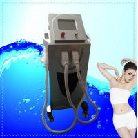 China Skin Care E - Light IPL RF Machine For Skin Tightening / Hair Removal / Face Lifting on sale