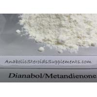 Quality Real Oral Anabolic Steroids Bodybuilding Dianabol Methandienone Steroid For Man wholesale