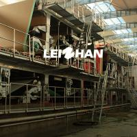 Quality Corrugated Testliner Paper Board Making Machine High Strength Stable Performance wholesale