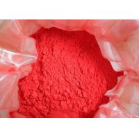 Quality Better Weatherability Coating Additives Red Powder Fe2O3 For Dyeing Construction Materials wholesale