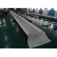 Quality Water Proof Giant Inflatable Slide For Trade Show / Blow Up Slip N Slide wholesale