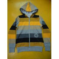 Quality Embroidery Colorful Guys Zip Up Hoodies With Side Pockets Mens Full Zip Jacket wholesale