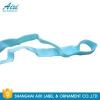 Quality Decorative Coloured Fold Over Elastic Webbing Straps Elastic Binding Tape wholesale