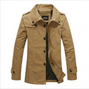 China Fashion Casual Jacket Coat For Men on sale
