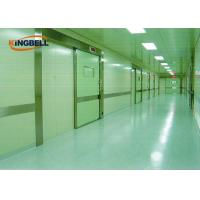 Quality KB-A Automatic Sliding Door Fire Protection System Radiation External Electric Induction wholesale