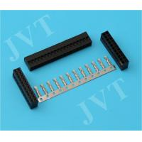 Quality Double Row Electronic Terminal Wire to Board Connector 130V AC/DC Rating Voltage wholesale