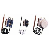 Quality Thermal Adjustable Temperature Switch Calibration With Automatic Reset For Bolier wholesale