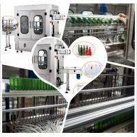 Quality High Efficiency Automatic Bottle Washing Machine Easy To Operate wholesale
