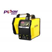 Buy cheap Household CUT 40 Plasma Cutter / Single Phase Plasma Cutter Iron Clad Housing product