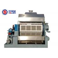 Quality Waste Paper Egg Tray Making Machine Custermized Molds With Dryer Production Line wholesale