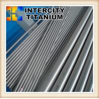 Quality Gr1 gr2 gr5 polished /pickling titanium alloy round bar manufacture wholesale