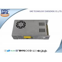 Quality Desktop Aluminum 12V 30A AC DC Switching Power Supply , 80% Efficiency wholesale