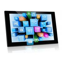 China Unique 13.3 Inch 10 Point Capacitive Touch Screen Digital Photo Frames With Front Camera on sale