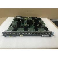China Catalyst 6500 10G Cisco Line Cards 16 Port 10 Gigabit Ethernet Module 1GB Memory on sale