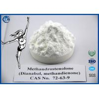 Quality Muscle Building Dianabol Anabolic Steroids , Cas 72 63 9 Steroid Raw Powder wholesale