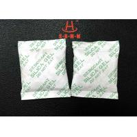 Quality Electrical Mildew Resistant Silica Gel Desiccant 30g Halogen Free Tyvek Silica wholesale