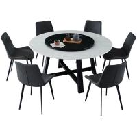 China Eco Friendly Modern Dining Table And Chairs For Home Restanrant Hotel on sale