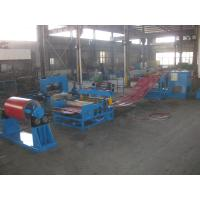 Quality PLC Control Cold Roller Sheet Coil Steel Slitting Machine Line Large Thickness 1.5mm wholesale