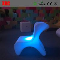 China Kids LED Light Chair CE / ROHS Certificated With Infrared Remote Control on sale