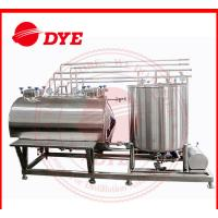 Quality Electric Brewery Machine Automatic Cip Clean In Place Systems 100L - 5000L wholesale