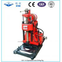 Quality GXY-1A Exploration Drilling Rig , Core Drilling Equipment For Mountain Areas wholesale