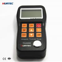 Quality Digital Ultrasonic Thickness Gauge TG3000 For Metals , Plastic , Ceramics wholesale