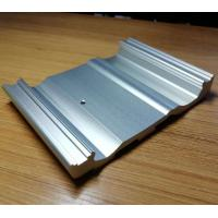 Quality Good quality silver anodized extruded machined aluminum component aluminum machining wholesale