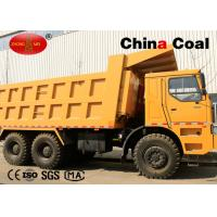 Buy cheap Mining 70 Tons GW Mining Tipper Logistics Equipment 6x4 EuroII from wholesalers