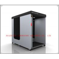 Quality 304 SS  Mobile Person Disinfection Tunnel Clean Room Equipment Against Virus with Infrared Temperature From China wholesale