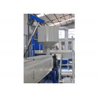 Quality Expanded Polystyrene Foam Sheet Extrusion Machinery , Twin - Screw Plastic Sheet Extruder wholesale