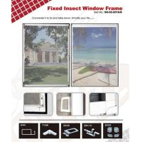 Quality competivive insect screen window 1.2x1.5m, DIY kit to European countries wholesale