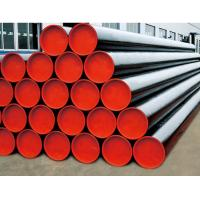 China St37 Seamless Carbon Steel Pipe , Ms Cs Seamless Pipe Tube Api 5l Astm A106 Sch Xs on sale