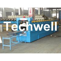 Quality K-Span Arch Roof Roll Forming Machine For 0.8 - 1.5mm Thickness Large Span Roof Panel wholesale