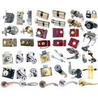 Cheap Lock Body,Handle and Door Knocker and Viewer for sale