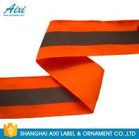 Quality Garment Accessories Orange Reflective Clothing Tape High Light 3M Reflective Tape wholesale