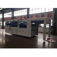 China Flat Type Automatic Corrugated Paper Board  Die Cutter Machine  / Carton Box Packing Machine on sale